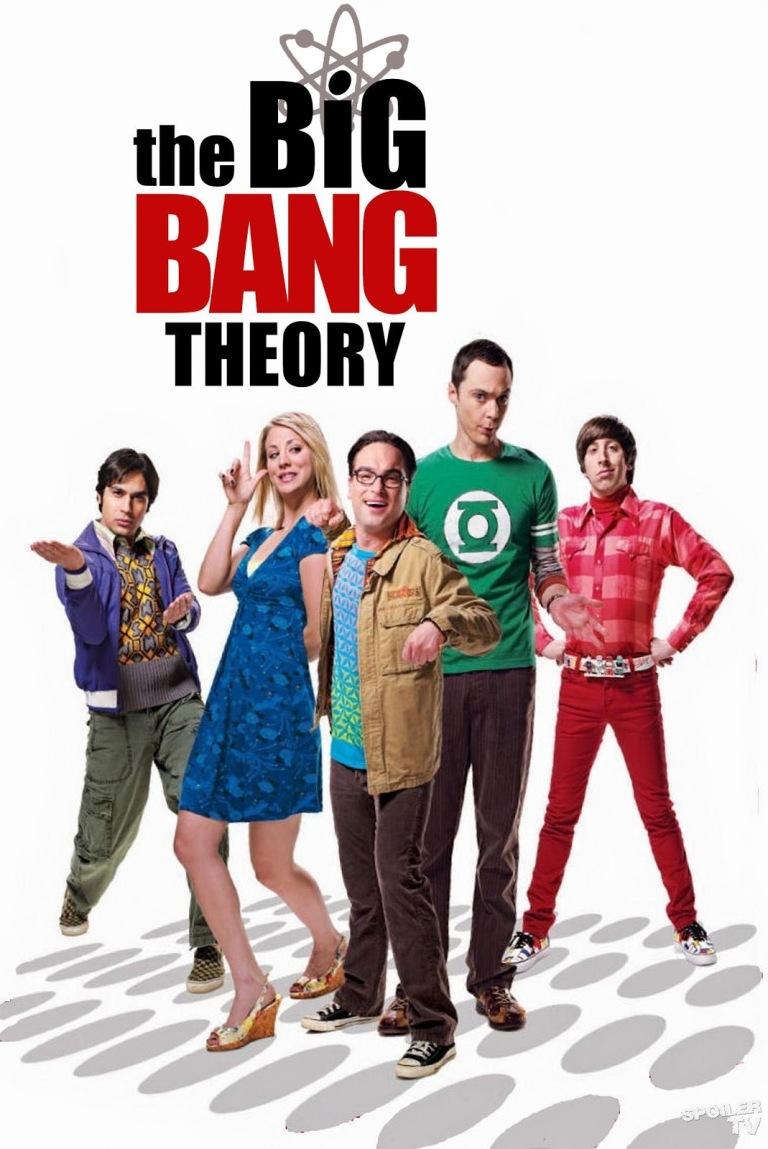 THE BIG BANG THEORY, SAISON 1-9 – Sad Pop Inc. (depuis 2006)